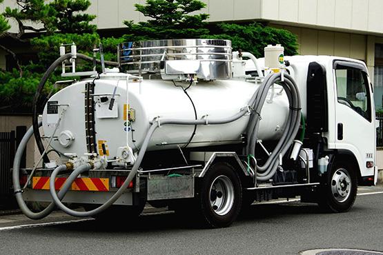 排水設備点検